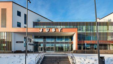 Järvenpään uusi sosiaali- ja terveyskeskus JUST