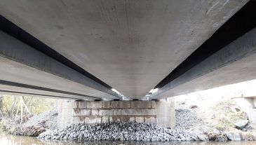 Eurakosken silta, Kiukainen