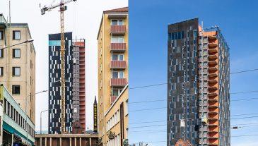 Hotelli Torni, Tampere
