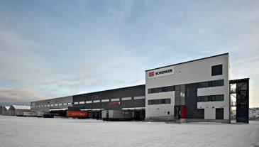 DB Schenker, Nurmijärvi