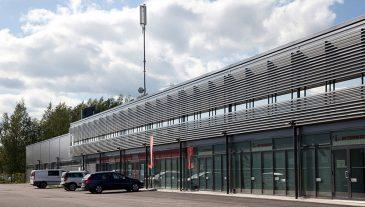 Koivuhaan liikekeskus, Vantaa