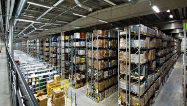 Posti Groupin logistiikkakeskus Pennala 2, Orimattila