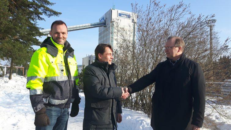 Parma osti jännebetoniosaamisestaan tunnetun suunnittelutoimiston