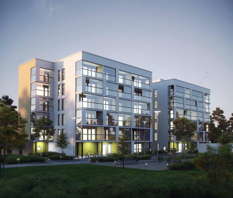 PARMArappaus rantautuu Näsijärvelle uudessa asuntokohteessa