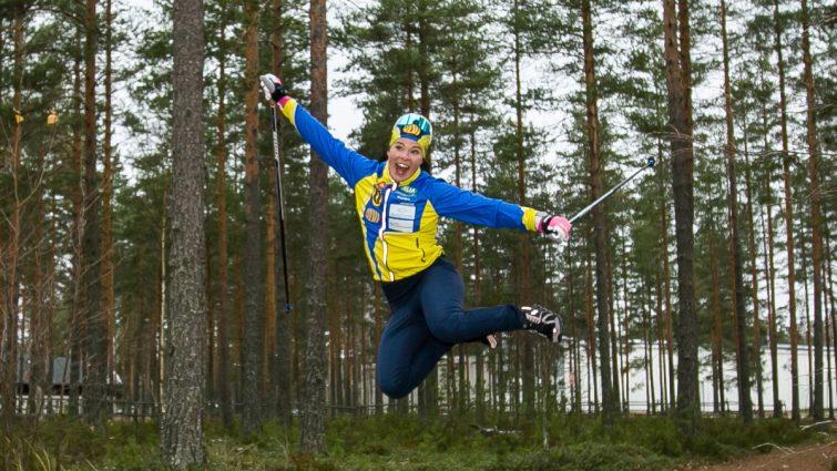 Team #PARMAkoski: Krista palasi hyvällä fiiliksellä maajoukkueleiriltä