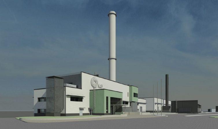Jättimäisen Blominmäen jätevedenpuhdistamon betonielementit Parmalta