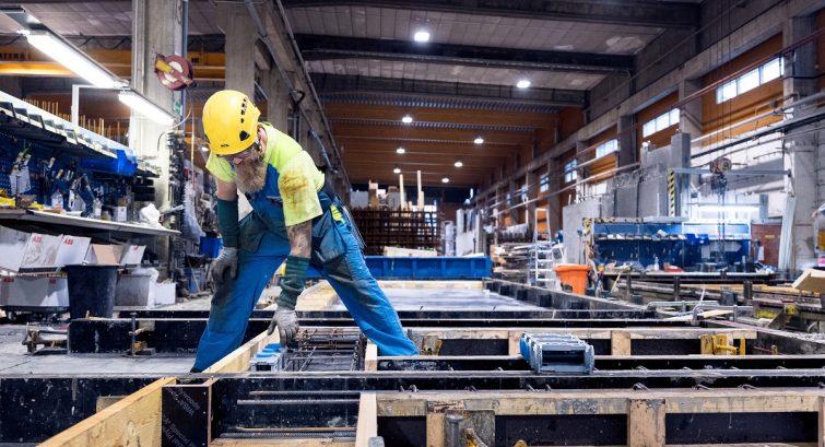 Parma putsasi pöydän toimialan työturvallisuuskilpailussa