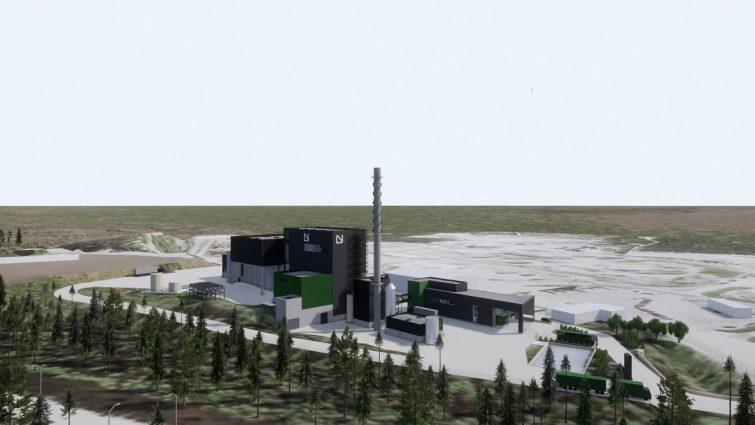 Parma toimittaa Lounavoiman ekovoimalaitoksen elementit Saloon