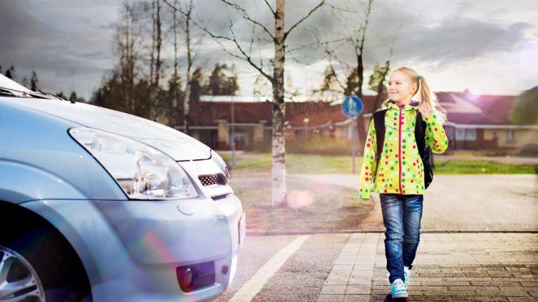 Koulut alkavat – ajetaan varovarovasti