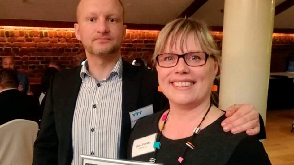 PARMAinfo 11/2019: Vuoden toimittaja -valinta velvoittaa kehittämään