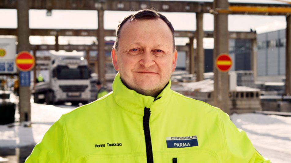 PARMAinfo 1/2020: Consolis Parman toimitusjohtaja vaihtui