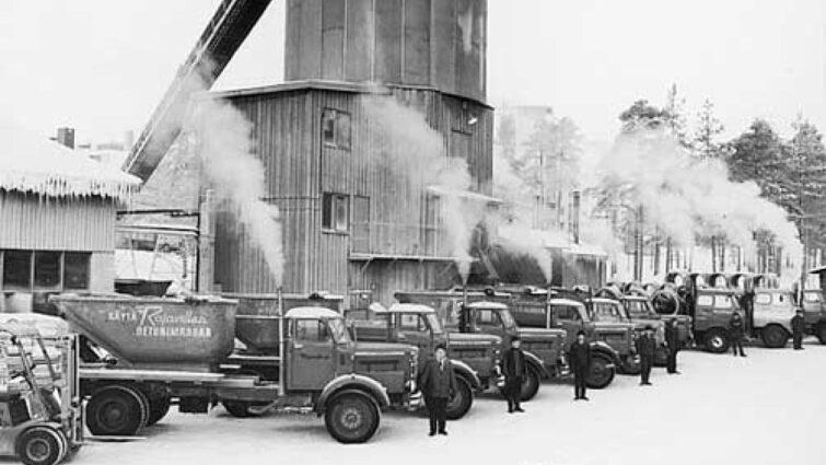 Consolis Parman tytäryhtiö Rajaville 70 vuotta