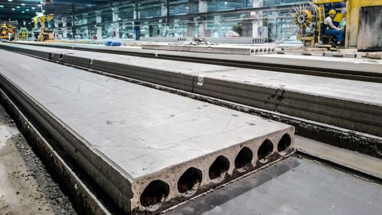 Consolis Parman uutuuslaatta vastaa rakennusalan hiilihaasteeseen