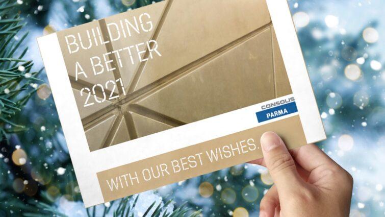 On betonia kynnen alla – Hyvää Joulua!
