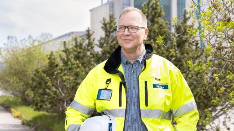 Teknologiajohtaja Juha Rämö sai kutsun #BuildingLife-lähettilääksi